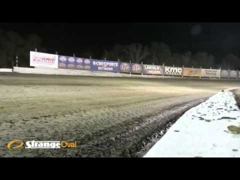 Strange Ovals Crystal Bailey Gives us a New Angle on Speedweek!