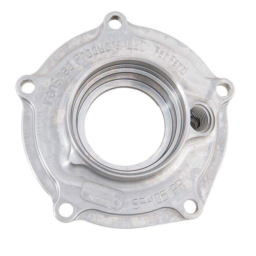 Pinion retainer isp strange oval racing part